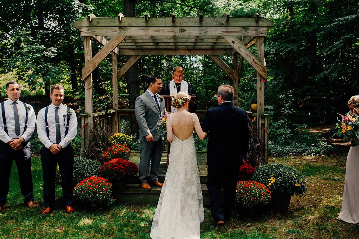 Stan Hywet Hall Wedding Akron Ohio Addison Jones Photography